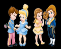 Little Belle 2  - little-disney-princesses photo