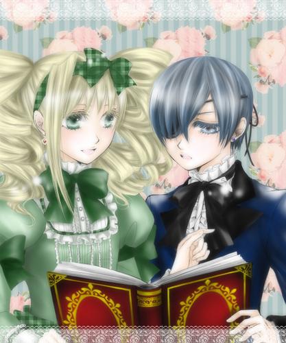 Lizzie & Ciel