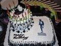 MJ MJ CAKE!! <3 - michael-jackson photo