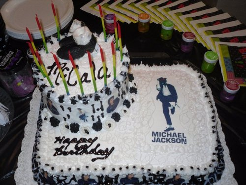MJ MJ CAKE!! <3
