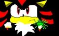 MY SHADOW PIC LAST  1 WAS CRAPPY SRRRRRRRRYYYYYYY!!!!!!!!!!!!!!!!! - shadow-the-hedgehog photo