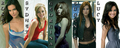 Main characters of Richelle Mead's books - richelle-mead photo