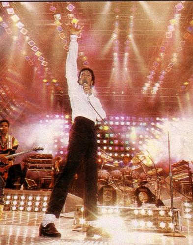 Michael Jackson THRILLER ERA!!!!!! :D