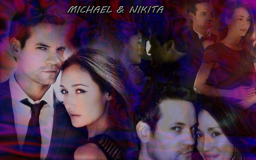Michael & Nikita - nikita Wallpaper