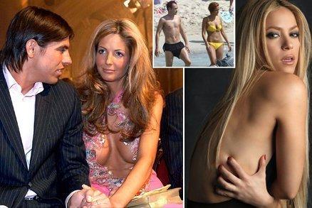 Milan Baros like it breasts, Gerard Piqué like it ass !