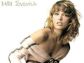 Milla Jovovich - milla-jovovich wallpaper