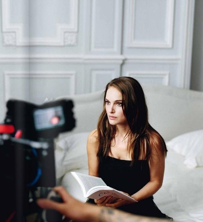 Miss Dior Cherie - Natalie Portman Photo (20727259) - Fanpop натали портман