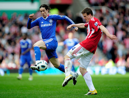 Nando - Chelsea(1) vs Stoke City(1)