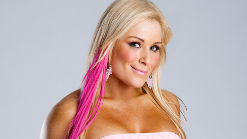 Diva WWE kertas dinding with a portrait entitled Natalya