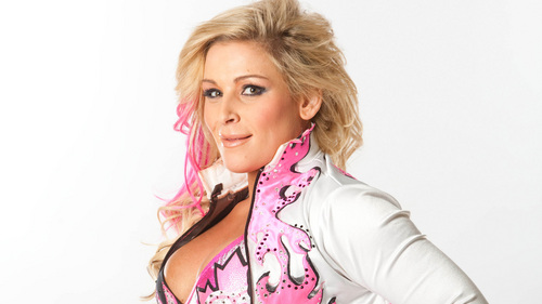 WWE Divas wallpaper probably with a portrait entitled Natalya