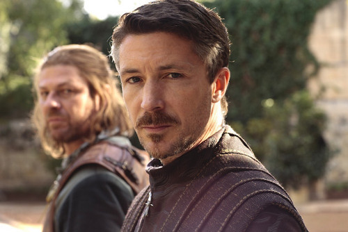 Ned & Petyr