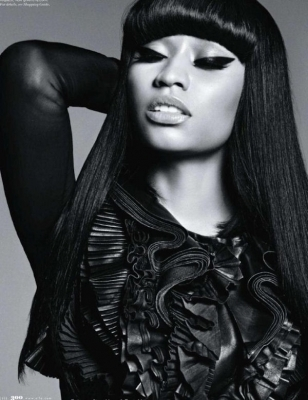 nicki minaj 2011 pictures. hairstyles Nicki Minaj 2011