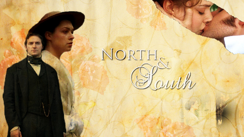 North & South background - north-and-south Wallpaper