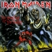 Number of the beast - iron-maiden icon
