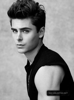 Zac Efron wallpaper probably containing a portrait called Photoshoot Para Ben Weller
