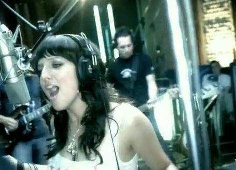 Ashlee simpson pieces of me video