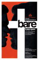 Poster for New Line Theatre's BARE - bare-a-pop-opera photo