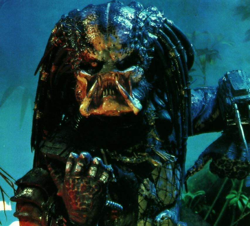 Predator In Aliens Vs ...