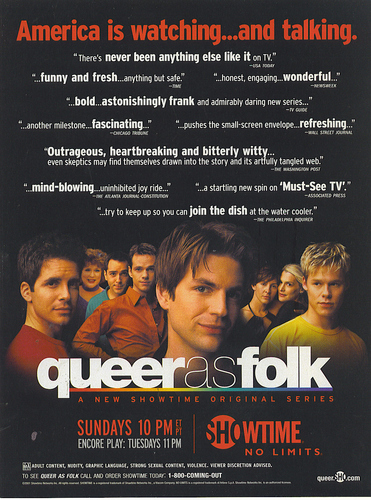 Queer As Folk 壁纸 probably containing 日本动漫 called Queer As Folk