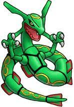 RAYQUAZA'S A DRAGON TO YA NO!^^