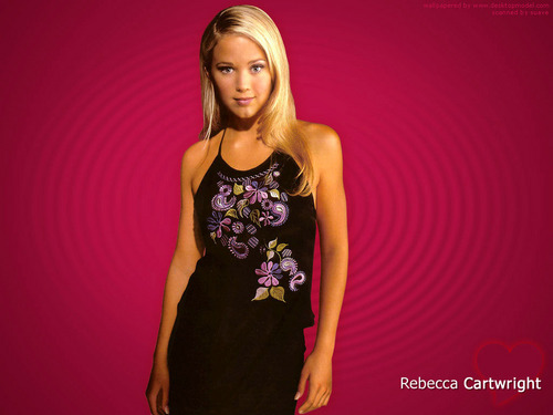 Rebecca Cartwright वॉलपेपर 1