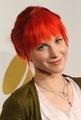 Red-Orange Hair