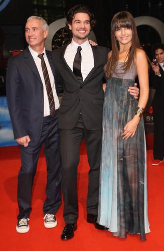 Roland Emmerich, Steven & Camilla Belle @ '10,000 B.C.' Berlin Premiere - 2008