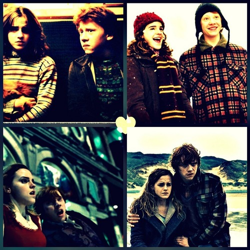 Romione collage
