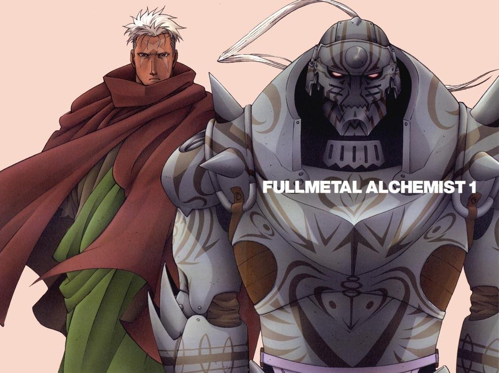 Fullmetal Alchemist: Scar - Images Gallery
