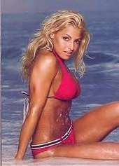 Sexay Trish - trish-stratus Photo