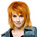 Short Faded Orange Hair