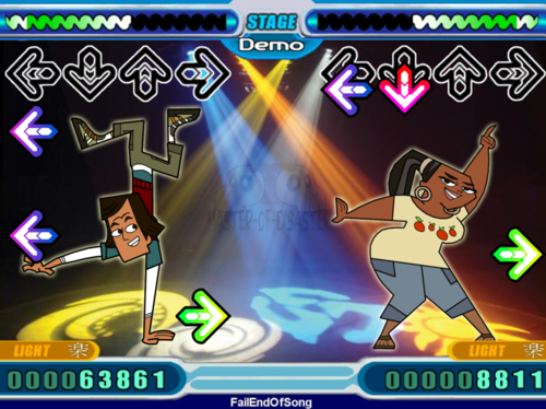 Slap Dance Revolution