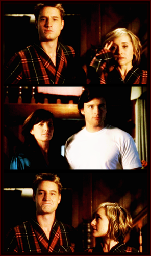 smallville Couples