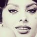 Sophia loren - sophia-loren icon