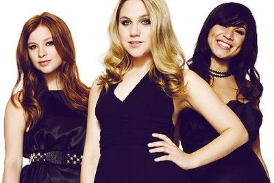 Stacey,Lauren,and Cassie