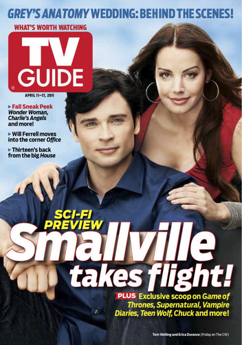 TV Guide COVER!