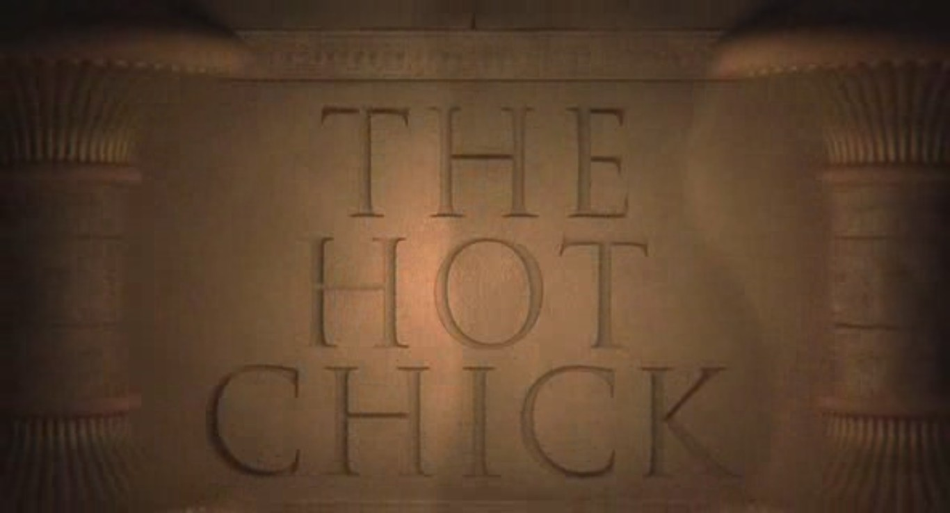 Download this The Hot Chick picture