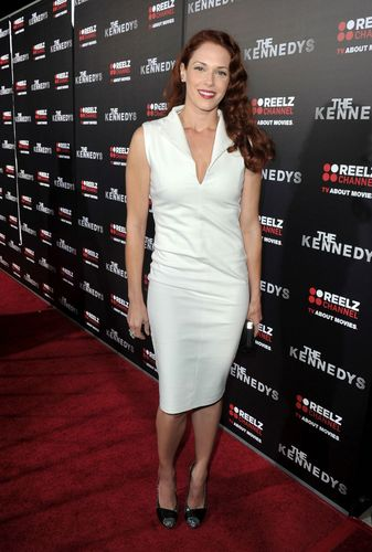 The Kennedys World Premiere - March 28, 2011