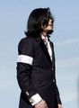 The Trial (2004 - First Arraignment) - michael-jackson photo
