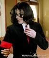 The Trial (2004 - Second Arraignment) - michael-jackson photo