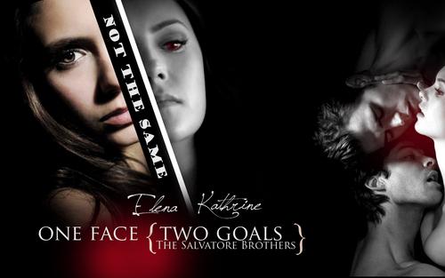 The Vampire Diaries TV Show wallpaper entitled The Vampire Diaries ღ