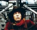 Tom Baker Dalek - the-fourth-doctor photo