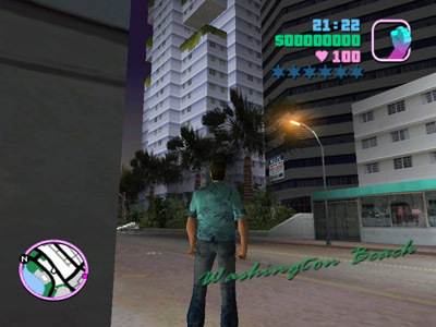 Tommy Vercetti In Vice City!
