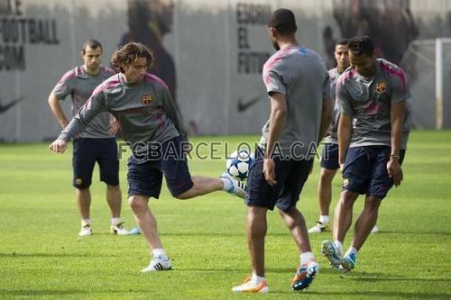 Training session 4\4