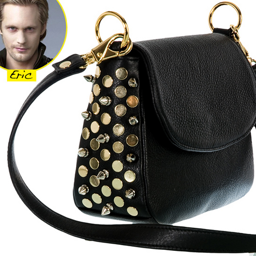 True Blood inspired handbags: Eric