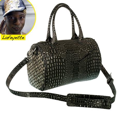 True Blood inspired handbags: Lafayette