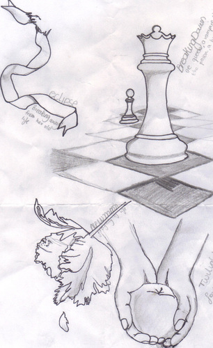 Twilight saga Drawing