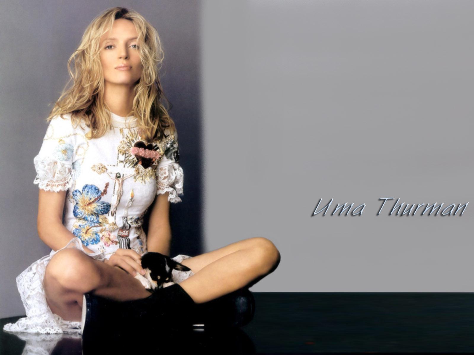 Uma Thurman - Uma Thurman Wallpaper (20732390) - Fanpop Uma Thurman About
