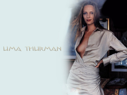 Uma Thurman images Uma Thurman HD wallpaper and background photos