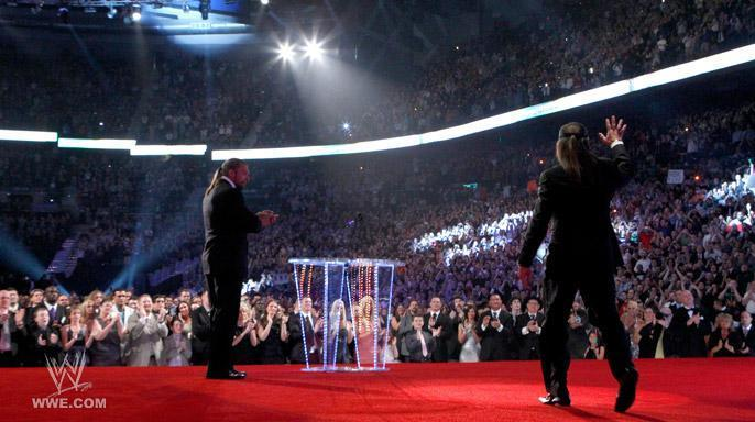美国职业摔跤 Hall Of Fame 2011 - Shawn Michaels